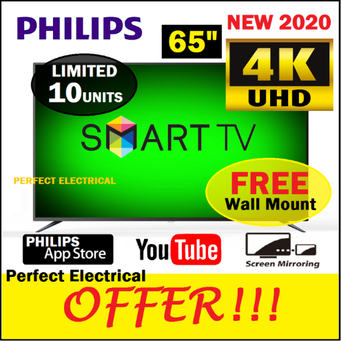 Philips 65 inch SMART LED TV