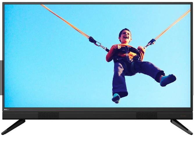 """Philips Smart 4K TV 50"""""""