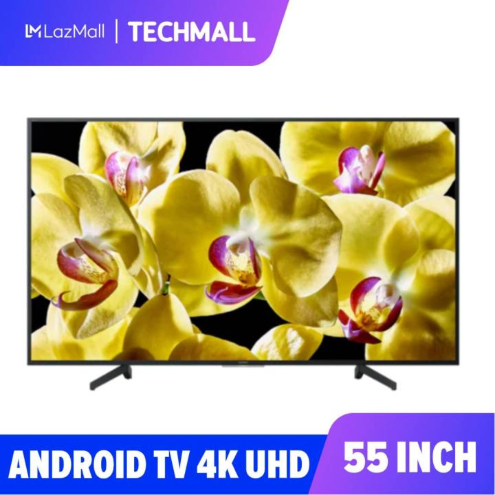 2. Sony 55 Inch Ultra HD LED Smart TV 4K / Android TV KD-55X8000G / KD55X8000G