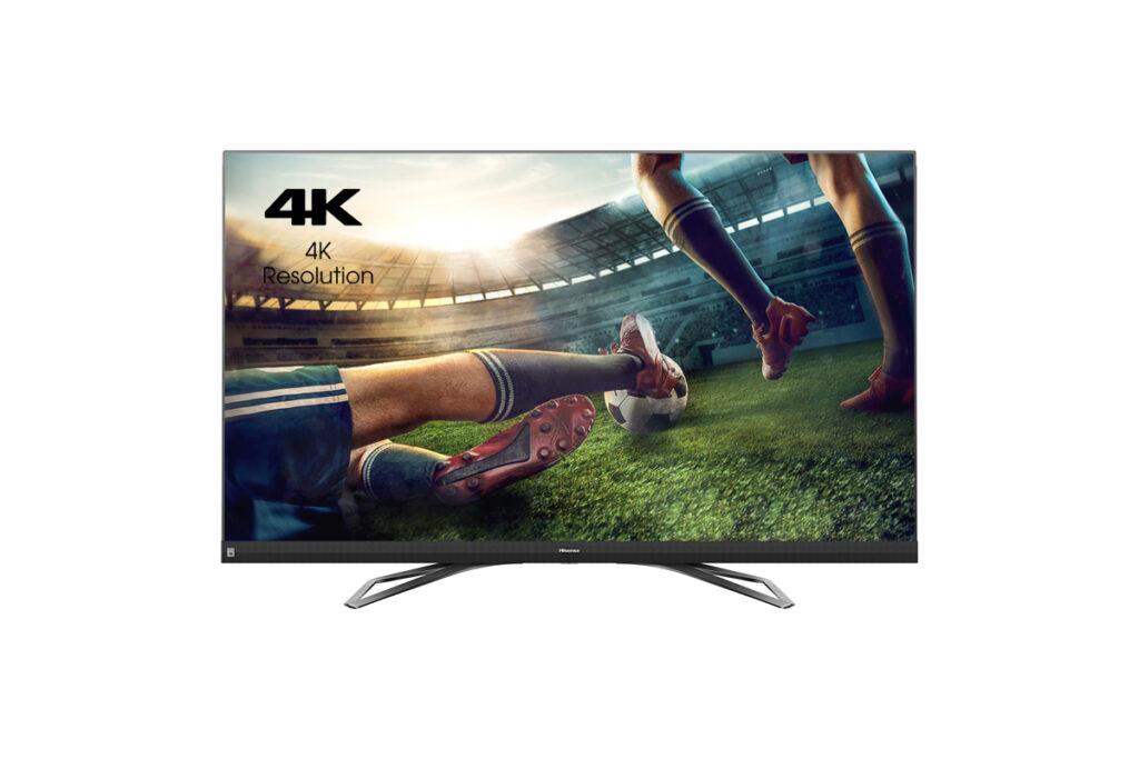 TV Smart 4K terbaik : Hisense 4K ULED U800QF Series
