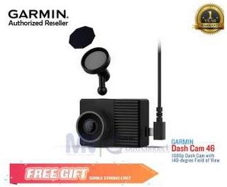 Garmin Dash Cam 46 - Compact, Discreet Dash Cam