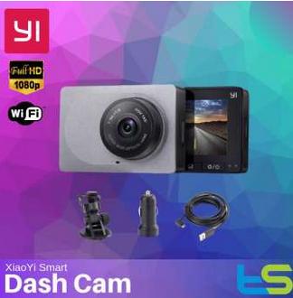 Xiaoyi Yi Dash Cam Smart Wi-Fi DVR Car