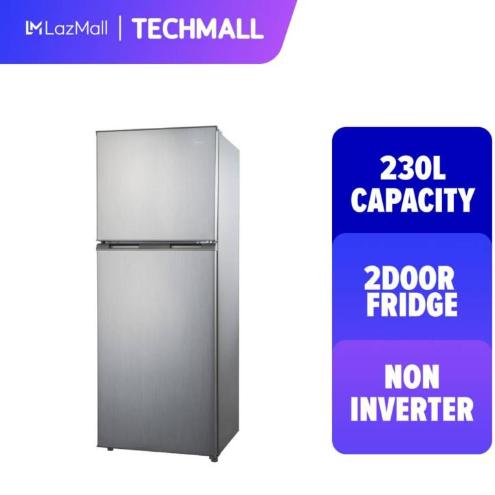 Midea 230L 2 Door Refrigerator