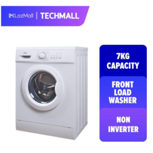 Midea 7KG Front Load Washer / Washing Machine / Washer MFL70-S1202E