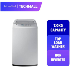 Samsung 7kg Fully Automated Washing Machine WA70H4000SG/FQ