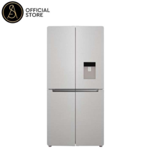 A&S Multi Door Refrigerator - 460 L Fridge