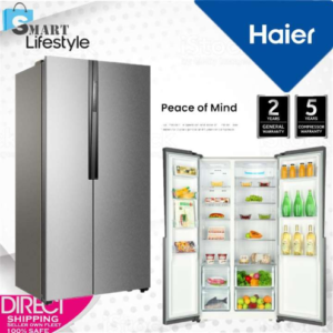 HAIER Side By Side Series HRF-521DM6 Refridgerator