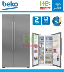 Beko 635L Side By Side PROSMART INVERTER Refrigerator