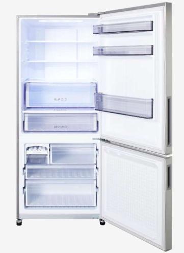 Freezernya dibawah.