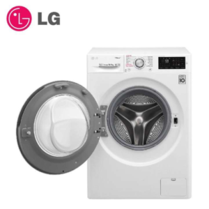 LG 10.5kg 6 Motion Direct Drive Washing Machine with Steam™ FC1450S4W