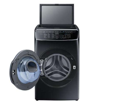Samsung 21kg Front Load & Top Load Combo Washer with FlexWash