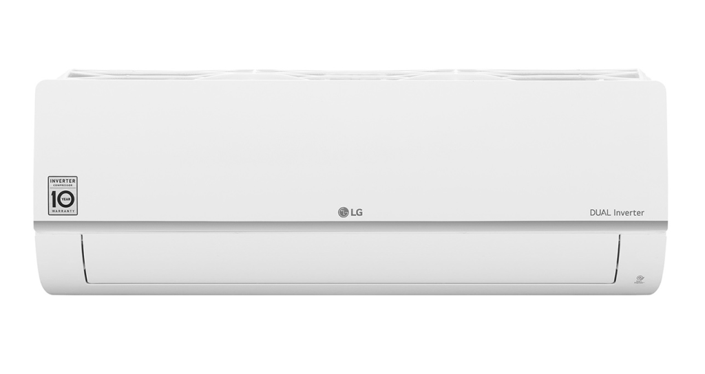 Jenama Aircond Terbaik : LG Dual Inverter Deluxe Air Conditioner
