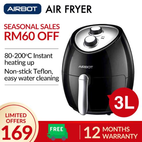 Air Fryer terbaik di Malaysia 2020