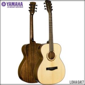 Loha GA17 Acoustic Guitar ( L.Luthier GA 17 )