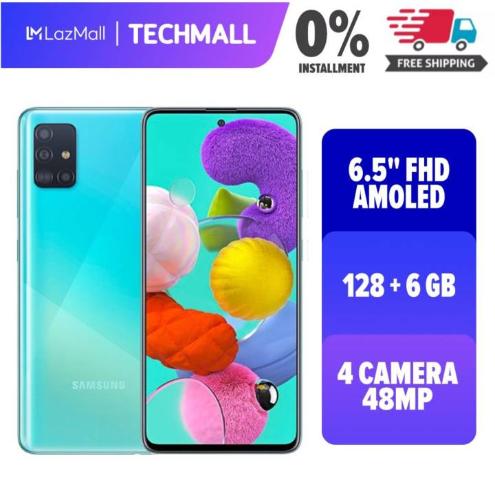 Samsung Galaxy A51 (6GB RAM + 128GB ROM)