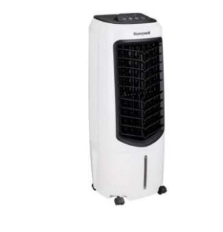Honeywell TC10PEUI Indoor Air Cooler 800m3/hr Air Flow with 10L Tank TC10PE
