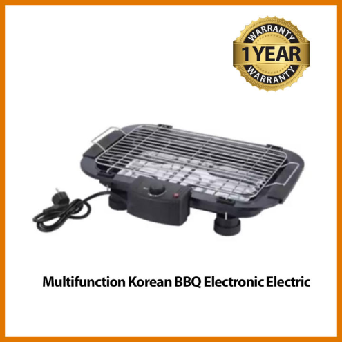 TAIWAN 2 in 1 Multifunction Korean BBQ Electronic Electric Barbecue Grill