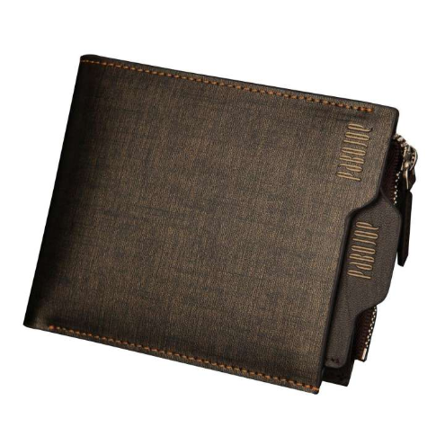 Men Premium Genuine Cowhide Leather Wallet