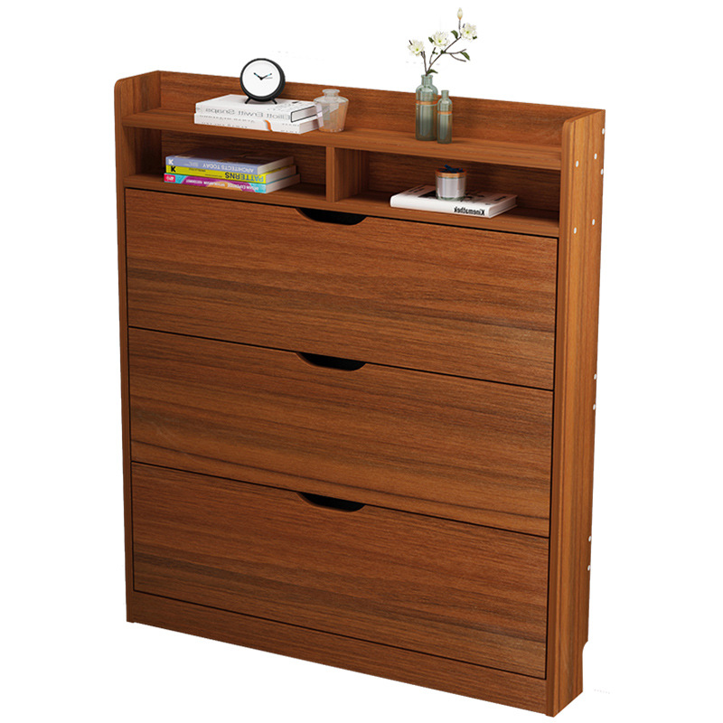 THE Slim Type Shoes Cabinet Rack Storage Nordic Modern Style