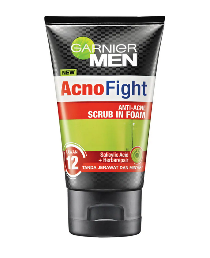 Garnier Men Facial Foam