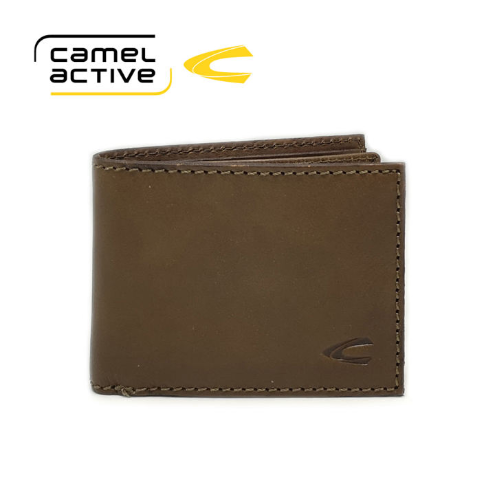 CAMEL ACTIVE Men Casual Bifold Genuine Leather Wallet