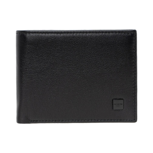 Renoma Men's DEON Bi-Fold 8 Cards Wallet