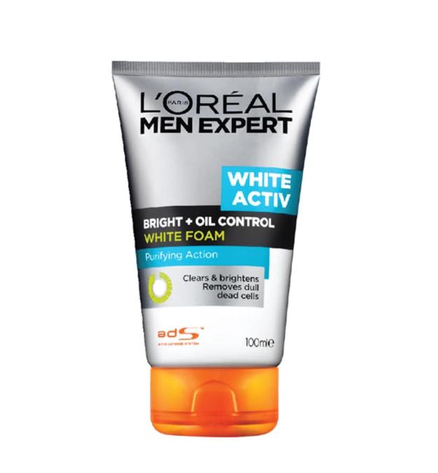 L'Oreal Men Expert White Oil Control Deep