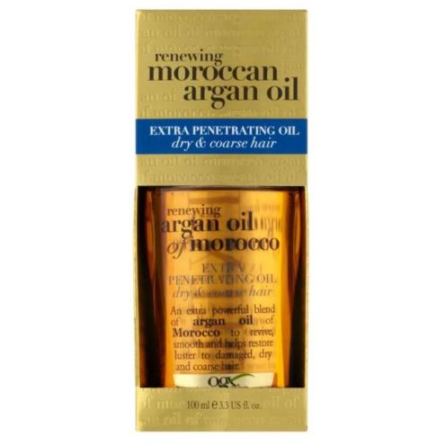 Ogx Renewing Moroccan Argan Oil Extra Penetrating Oil 100ml