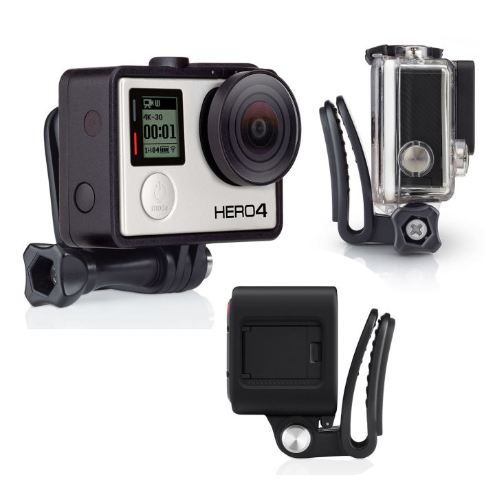 GOPRO ACHOM-001 HEADSTRAP & QUICK CLIP MOUNT