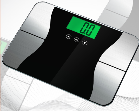 EvoGadgets Digital Body Fat Weight Scale